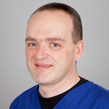 Dr Martin Wilding - Lead Embryologist