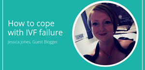 How to cope with IVF failure