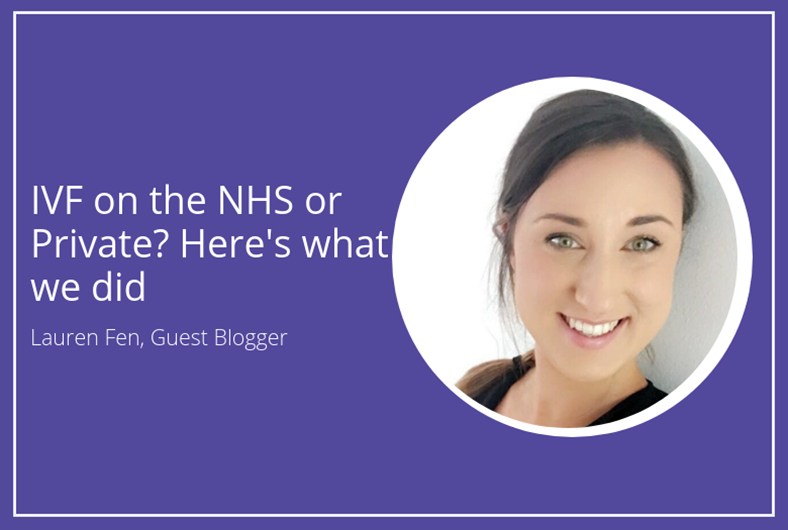 IVF on the NHS or private? Here's what we did