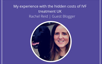 My experience with the hidden costs of IVF treatment UK