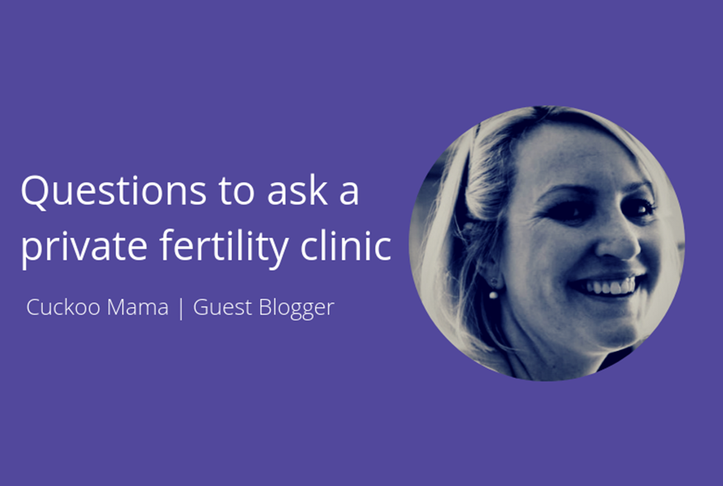 Questions to ask a private fertility clinic