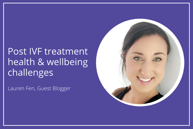 Post IVF treatment health & wellbeing challenges